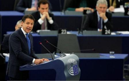CONTE A STRASBURGO: L'EUROPA ASCOLTI IL POPOLO