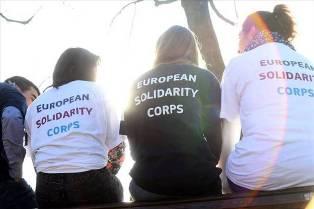 CORPO EUROPEO DI SOLIDARIETÀ: NUOVE OPPORTUNITÀ PER I GIOVANI NEL 2020