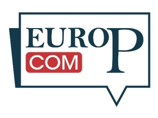 UNA NUOVA COMUNICAZIONE PER RIAVVICINARE L'UE AI CITTADINI: A NOVEMBRE LA X EDIZIONE DI EUROPCOM