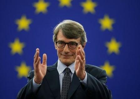 L'EUROPA PARLI CON UNA SOLA VOCE: SASSOLI APRE IL CONSIGLIO EUROPEO