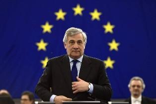 EUROBAROMETRO/ LA SODDISFAZIONE DI TAJANI: IL PARLAMENTO EUROPEO È L