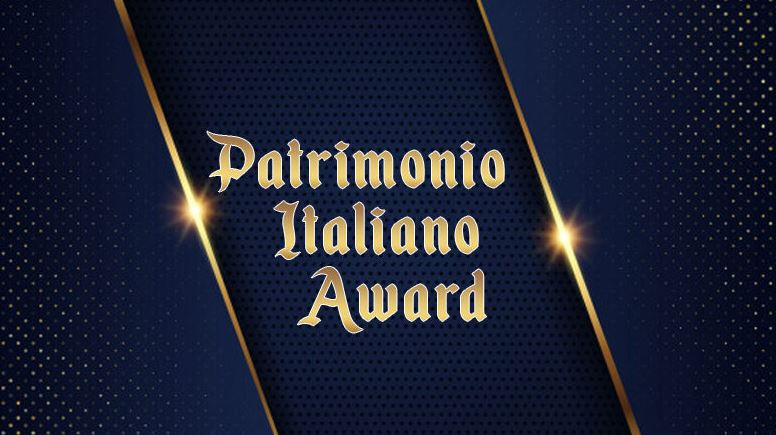 Patrimonio Italiano Award 2021: svelati i vincitori