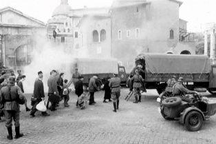 GERUSALEMME: RICORDATE LE RAZZIE E DEPORTAZIONI DEGLI EBREI DI ROMA NELL