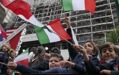 """MODA COLUMBUS DAY E CRISTIANITÀ: DOMANI SU RAI ITALIA LA NUOVA PUNTATA DE """"L'ITALIA CON VOI"""""""