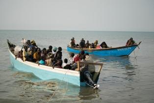 UNHCR: I RIFUGIATI CONGOLESI CONTINUANO A CERCARE LA SALVEZZA IN UGANDA