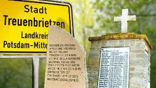 BERLINO: IL 22 APRILE CERIMONIA DI COMMEMORAZIONE DELL'ECCIDIO DI TREUENBRIETZEN