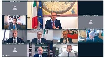 COMMERCIO ITALIA-CINA: OLTRE MILLE AZIENDE AL WEBINAR DI ICE E FARNESINA