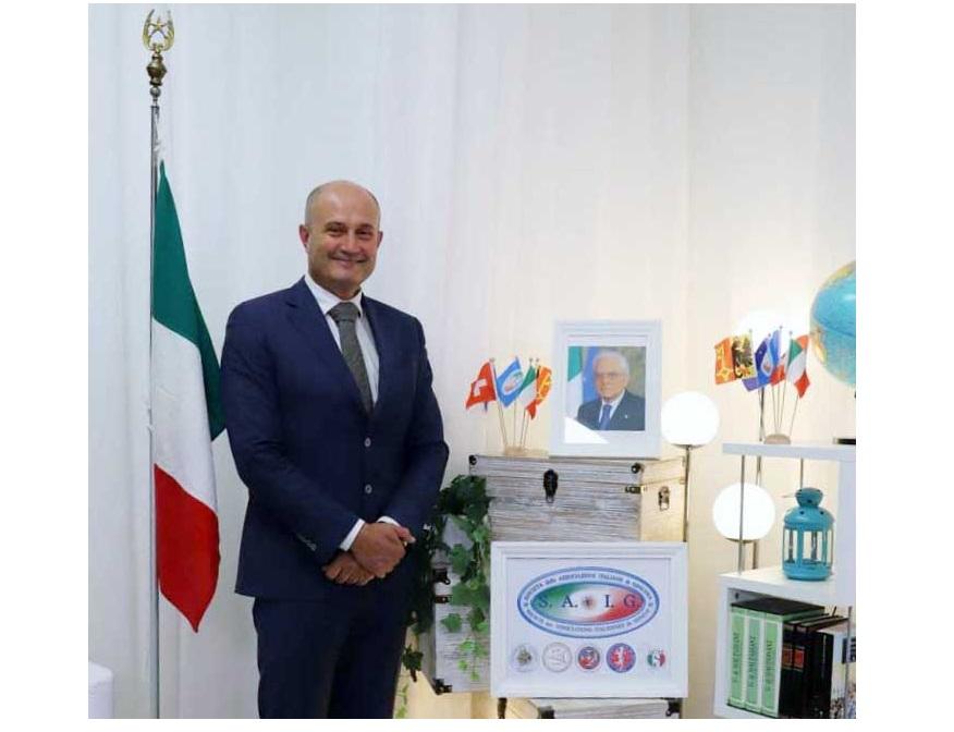 LA SAIG INTERVISTA IL CONSOLE GENERALE D'ITALIA A GINEVRA TOMASO MARCHEGIANI