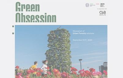 """""""GREEN OBSESSION"""": L"""