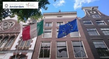Fine mandato per Carmela Callea che lascia l'IIC di Amsterdam