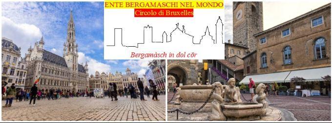 """""""A NATALE REGALIAMO BERGAMO!"""": CAMPAGNA DI SOLIDARIETÀ DEI BERGAMASCHI NEL MONDO DI BRUXELLES"""