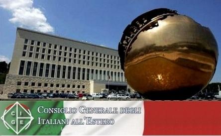 A ROMA IL COMITATO DI PRESIDENZA DEL CGIE