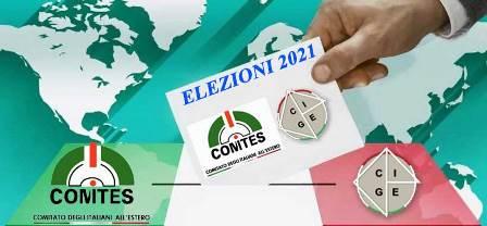 Comites: si vota il 3 dicembre