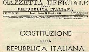 """""""70 ANNI DI COSTITUZIONE ITALIANA: 70 JAHRE DEUTSCHE VERFASSUNG"""": LEGGERLE È IL MODO MIGLIORE DI FESTEGGIARE/ IL PROGETTO DEI COMITES TEDESCHI"""