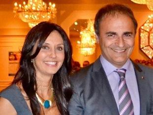 """RAI ITALIA: MERLO E ALDERISI TRA GLI OSPITI DI """"L"""