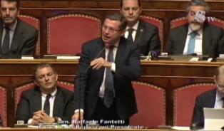DL CODICE ROSSO: L'INTERVENTO IN AULA DI FANTETTI (FI)
