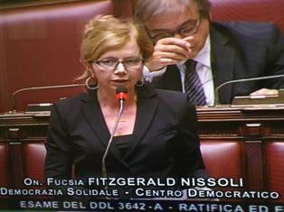 Nissoli (Fi): domani interpellerò il Governo sull'accesso ai vaccini per gli iscritti AIRE