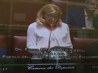 NISSOLI (FI): ANCHE OGGI NELL'AULA DI MONTECITORIO PER DIFENDERE LA RAPPRESENTANZA ALL'ESTERO, NON MOLLO!