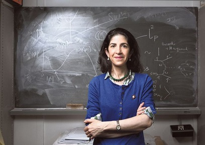 "Fabiola Gianotti tra i membri del ""G7 gender equality advisory council"""