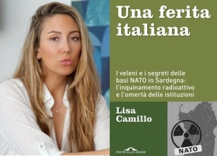"""""""UNA FERITA ITALIANA"""": DAL 4 LUGLIO IN LIBRERIA IL LIBRO DELLA REGISTA SARDO-AUSTRALIANA LISA CAMILLO"""