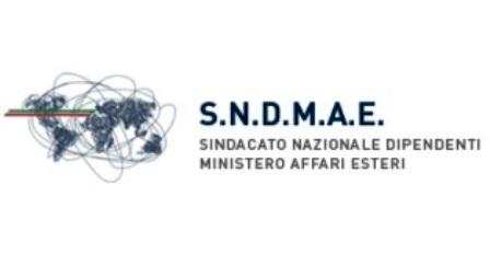 SNDMAE: AL VIA L'ASSEMBLEA ONLINE DEL SINDACATO DEI DIPLOMATICI