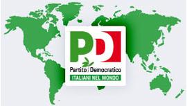 PD MONDO: 5 GRUPPI DI LAVORO PER IL DIPARTIMENTO ITALIANI ALL'ESTERO