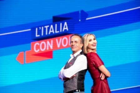 """I SABATI D'ESTATE CON """"L'ITALIA CON VOI"""" SU RAI UNO"""