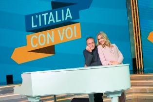 CIBO ED ELEGANZA SU RAI ITALIA CON LA PROSSIMA PUNTATA DE L'ITALIA CON VOI
