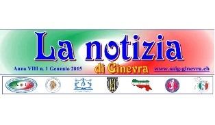 """USCITO IL NUMERO DI MARZO DE """"LA NOTIZIA DI GINEVRA"""""""
