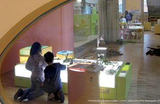 GIORNATE DI STUDIO SUL REGGIO EMILIA APPROACH A TOKYO