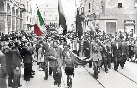 COSTRUIRE IL FUTURO RICORDANDO LA RESISTENZA: COMMEMORAZIONE A ZURIGO