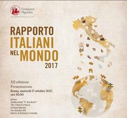 A ROMA LA PRESENTAZIONE DEL 12° RAPPORTO ITALIANI NEL MONDO DELLA MIGRANTES