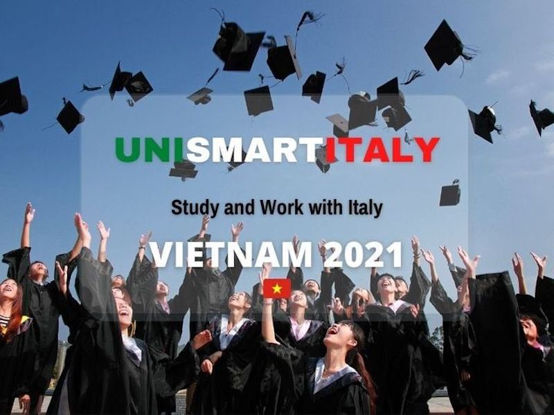 "In Vietnam la fiera virtuale ""UniSmartItaly. Study and work with Italy"""