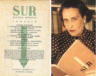 LA MEDIAZIONE CULTURALE TRA ITALIA E ARGENTINA: DI MARIA STREPPONE IL PRIMO STUDIO IN LINGUA ITALIANA SU VICTORIA OCAMPO