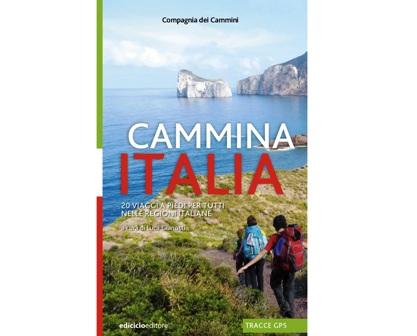 """CAMMINA ITALIA"": USCITA LA NUOVA GUIDA TRA LE REGIONI ITALIANE"