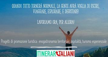 ITINERARITALIANI: IL PROGETTO DELLA CCI DI NIZZA PER RILANCIARE IL TURISMO
