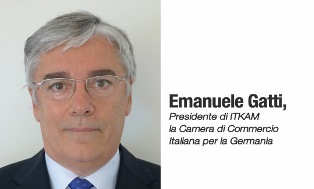 EMANUELE GATTI CONFERMATO PRESIDENTE DI ITKAM