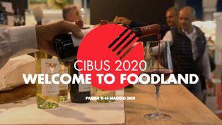 CIBUS 2020 CONFERMA LA DATA: A PARMA DALL'11 AL 14 MAGGIO