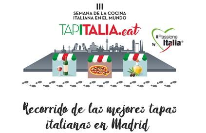 A MADRID ALLA SCOPERTA DELLA TAPAS ITALIANE