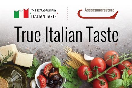 TRUE ITALIAN TASTE: PRESENTATI I PRIMI RISULTATI DEL PROGETTO