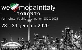 LA MODA ITALIANA A TORONTO: MISSIONE IN CANADA PER IL SOTTOSEGRETARIO SCALFAROTTO