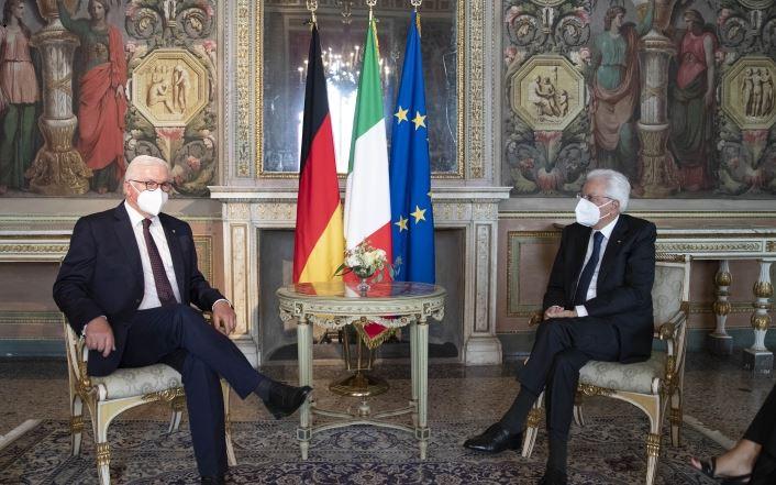Germania e Italia: si apre il Premio dei Presidenti