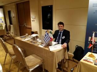 "LA CAMERA DI COMMERCIO ITALO - ELLENICA AL 6° ""GREEK EXPORTS FORUM"""