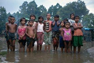 UNICEF: IL NUMERO DI BAMBINI IN CONTESTI DI CONFLITTO STA AUMENTANDO