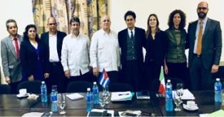 ITALIA – CUBA: APPROVATI A L'AVANA I PROGETTI PER LA SICUREZZA DEL MALECON E LA DIFESA DEL CLIMA