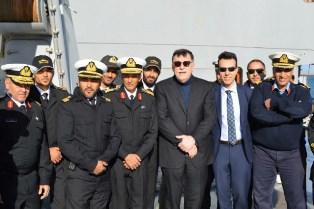 LIBIA: IL PRIMO MINISTRO AL SERRAJ SI COMPLIMENTA CON LE FORZE ARMATE ITALIANE PER IL SUPPORTO TECNICO