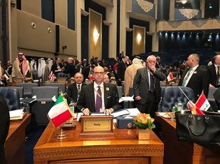 ALFANO IN MISSIONE A KUWAIT CITY PER LA RIUNIONE MINISTERIALE DELLA COALIZIONE INTERNAZIONALE ANTI-DAESH