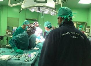 DIFESA: OPERATION SMILE PER TRE BAMBINI DELLA LIBIA