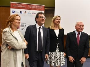 """""""PREMIO BIAGIO AGNES 2018"""": SIGLATA UNA PARTNERSHIP TRA RAI, CONFINDUSTRIA E FONDAZIONE BIAGIO AGNES"""