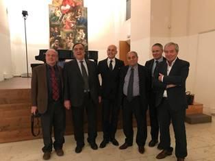 MISSIONE A PRAGA DEL SINDACO DI PALERMO LEOLUCA ORLANDO